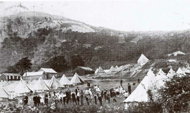 Merseyside Holiday Camp, Dyserth, c1920