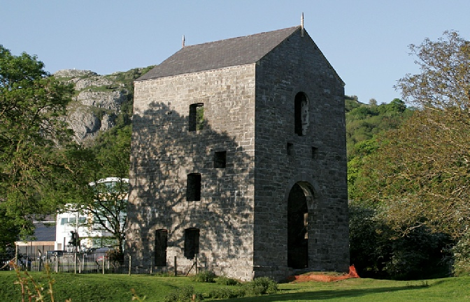 Clive Engine House, Talargoch, Dyserth
