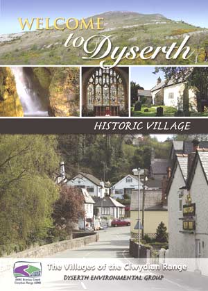 Brochure about the village, produced by Dyserth Environmental Group.