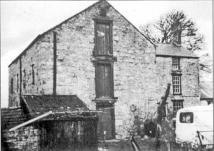 Llewerllyd Mill, date unknown, near Dyserth